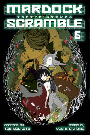 Mardock Scramble 6 by Tow Ubukata