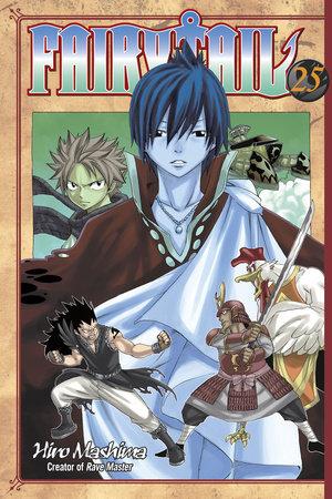 Fairy Tail 25 by Hiro Mashima
