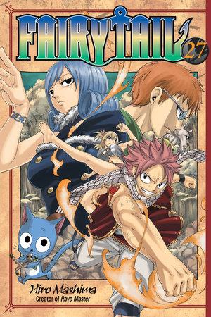 Fairy Tail 27 by Hiro Mashima