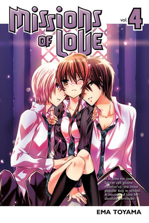 Missions of Love 4 by Ema Toyama