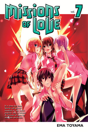 Missions of Love 7 by Ema Toyama