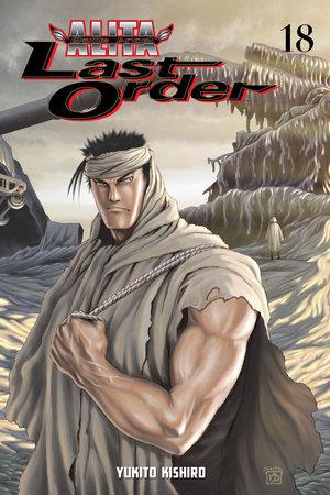 Battle Angel Alita: Last Order 18 by Yukito Kishiro