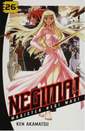 Negima! 26