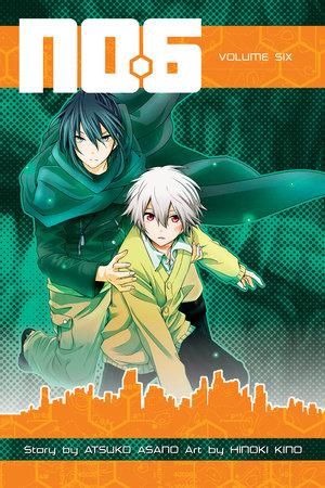 No. 6 Volume 6 by Atsuko Asano