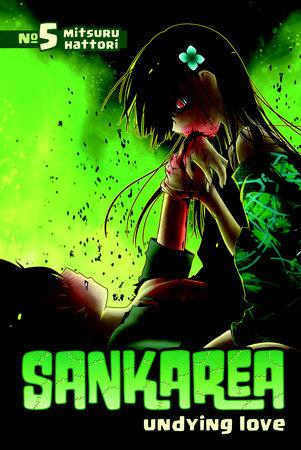 Sankarea 5 by Mitsuru Hattori