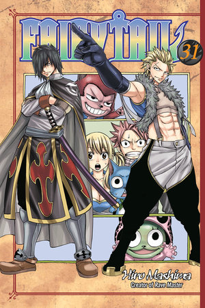 Fairy Tail 31 by Hiro Mashima