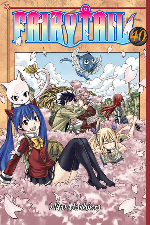 Fairy Tail 40 by Hiro Mashima
