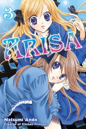 Arisa 3 by Natsumi Ando