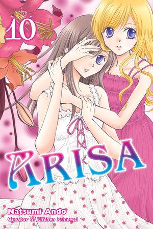 Arisa 10 by Natsumi Ando