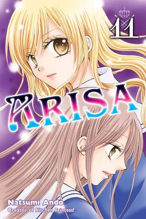 Arisa 11 by Natsumi Ando