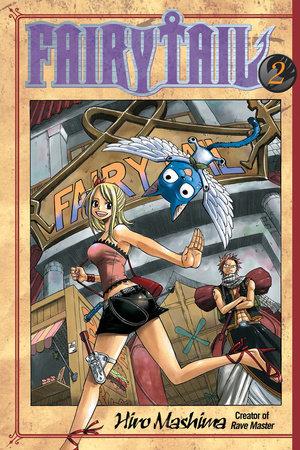 Fairy Tail 2 by Hiro Mashima
