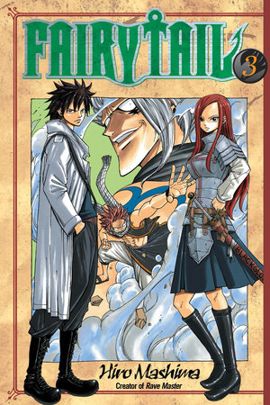 Fairy Tail 3 by Hiro Mashima