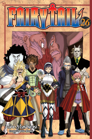 Fairy Tail 26 by Hiro Mashima