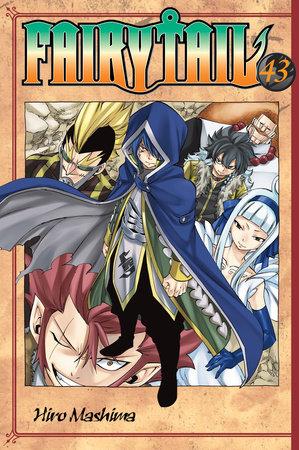 Fairy Tail 43 by Hiro Mashima