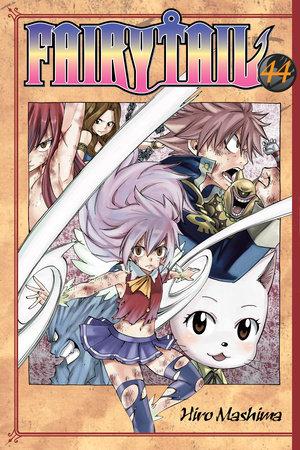 Fairy Tail 44 by Hiro Mashima
