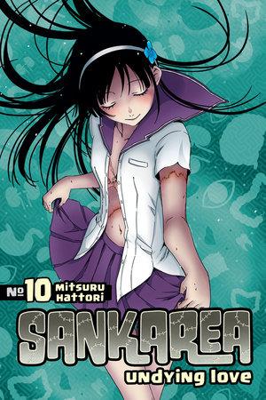 Sankarea 10 by Mitsuru Hattori
