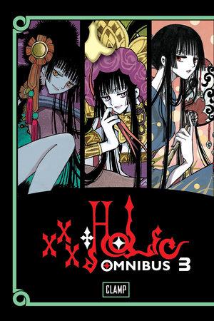xxxHOLiC Omnibus 3