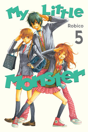 My Little Monster 5 by Robico