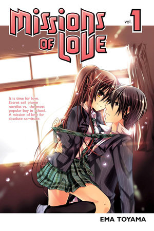 Missions of Love 1 by Ema Toyama