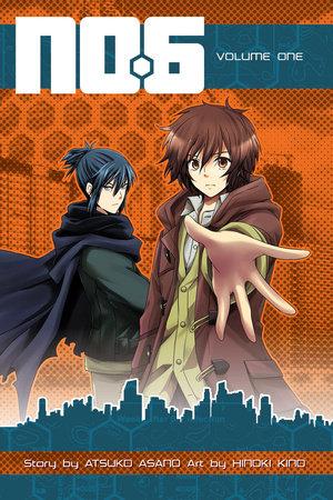 No. 6 Volume 1 by Atsuko Asano and Hinoki Kino