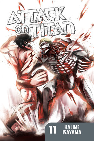Attack on Titan 11