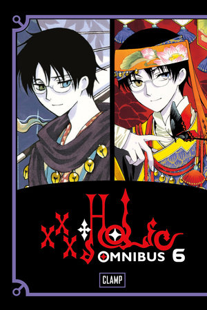 xxxHOLiC Omnibus 6 by CLAMP