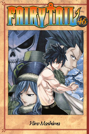 FAIRY TAIL 46 by Hiro Mashima
