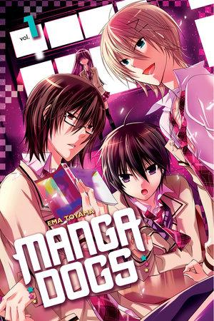 Manga Dogs 1 by Ema Toyama