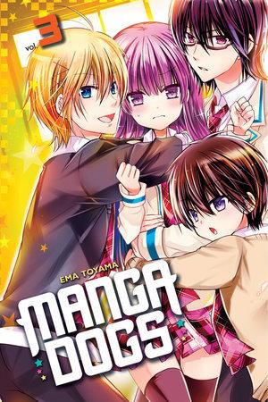 Manga Dogs 3