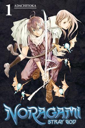 Noragami: Stray God 1 by Adachitoka