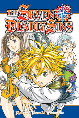 The Seven Deadly Sins 2