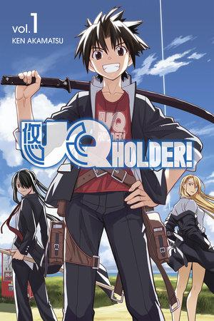 UQ HOLDER! 1 by Ken Akamatsu