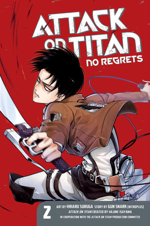 Attack on Titan: No Regrets 2 by Gun Snark
