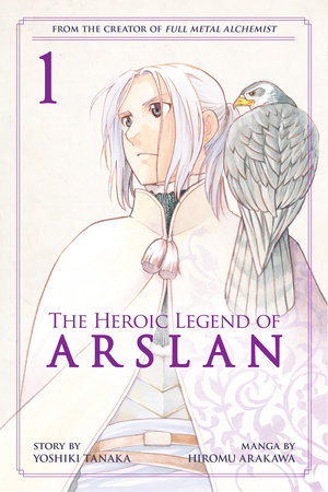 The Heroic Legend of Arslan 1 by Yoshiki Tanaka