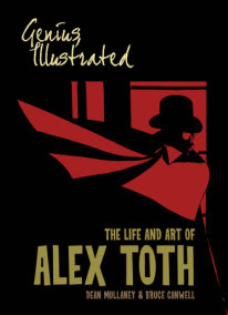 Genius, Illustrated: The Life and Art of Alex Toth