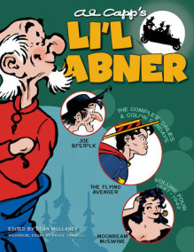 Li'l Abner: The Complete Dailies and Color Sundays, Vol. 4: 1941-1942