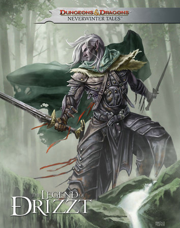 Dungeons & Dragons: The Legend of Drizzt - Neverwinter Tales by R.A. Salvatore and Geno Salvatore