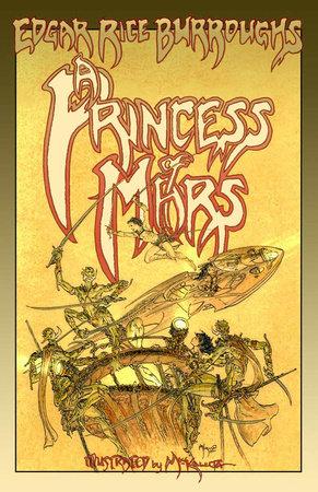 Princess of Mars by Edgar Rice Burroughs