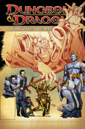 Dungeons & Dragons: Forgotten Realms Classics Volume 3 by Jeff Grubb |  PenguinRandomHouse com: Books
