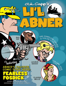 Li'l Abner: The Complete Dailies and Color Sundays, Vol. 5: 1943-1944