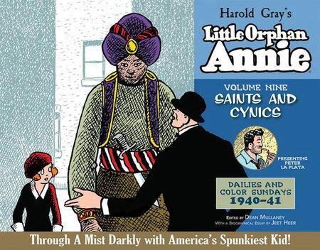 Complete Little Orphan Annie Volume 9