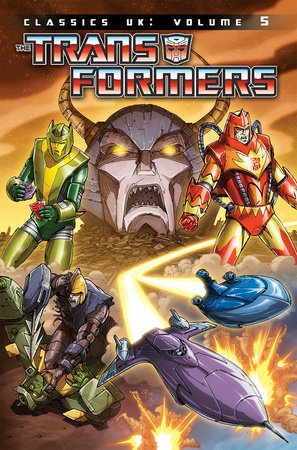 Transformers Classics UK Volume 5