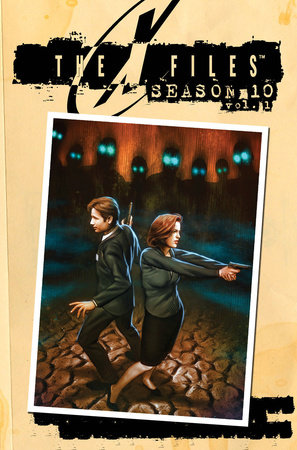 X-Files Season 10 Volume 1