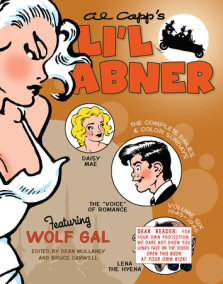 Li'l Abner: The Complete Dailies and Color Sundays, Vol. 6: 1945-1946