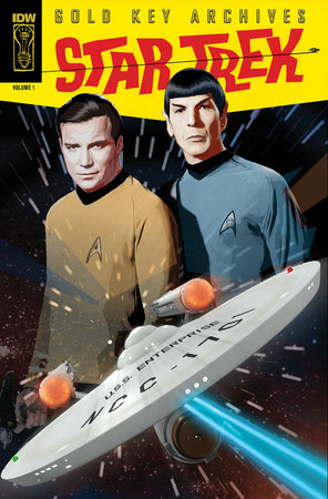 Star Trek: Gold Key Archives Volume 1 by Dick Wood