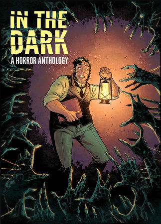 The cover of the book In The Dark: A Horror Anthology