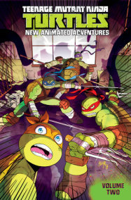 Teenage Mutant Ninja Turtles: New Animated Adventures Volume 2