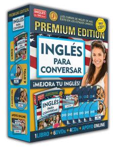 Inglés en 100 días - Inglés para conversar - Premium Edition (Libro + 6 DV's + 4 CD's) / English in 100 Days - Conversational Englis. Premium Edition