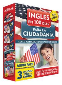 Curso de Inglés en 100 días para la ciudadanía / Prepare for Citizenship with English in 100 Days for Citizenship Audio Pack