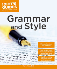 Grammar and Style
